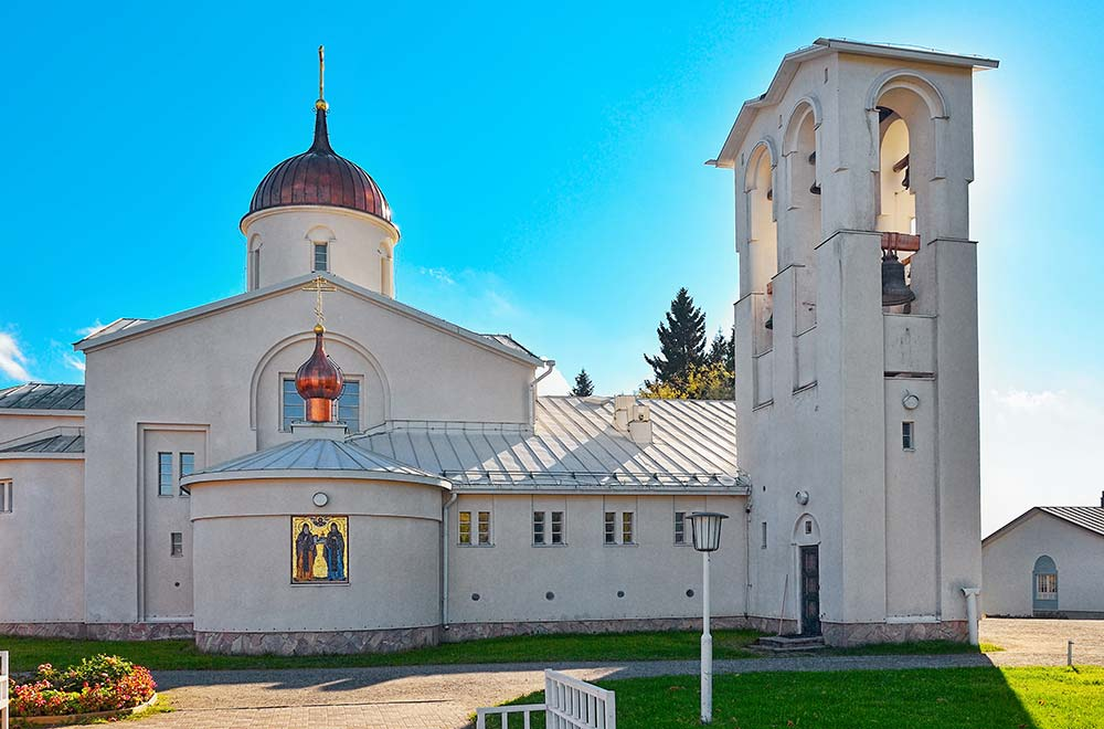 The New Valamo Monastery