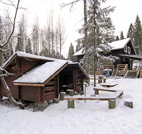 Wilderness cabins