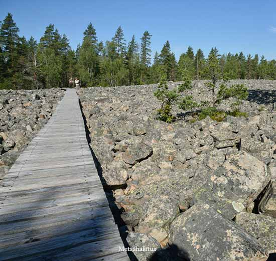 Lauhanvuori National Park